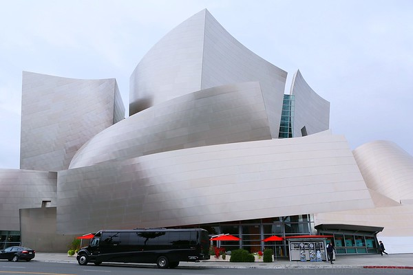 Walt Disney Concert Hall & The Broad -  Los Angeles