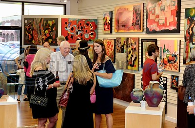 8/2/19 Gold Leaf Gallery Showcases ET Artists by Jim Bauer