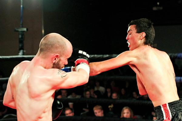 Nick Palmer vs Dylan Murphy