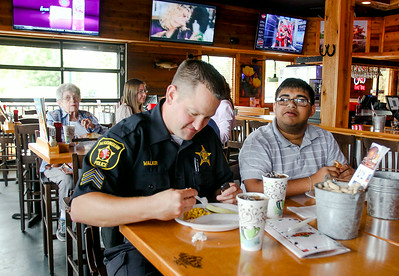 20140725 - Police Free Lunch (SN)
