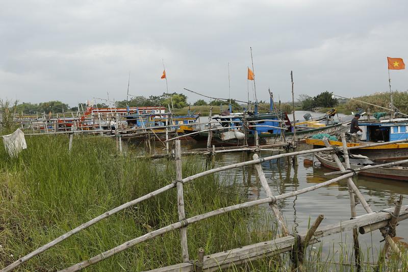 Fishing Boats - a changing world.