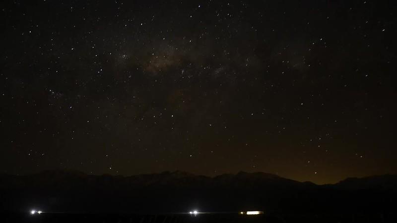 Cielo sur - Cordillera de los Andes - Mendoza - Argentina