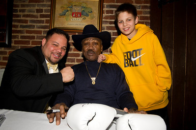 2011-02-10 Guest Starring - Joe Frazier