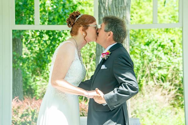 Wedding - Melissa and Henry