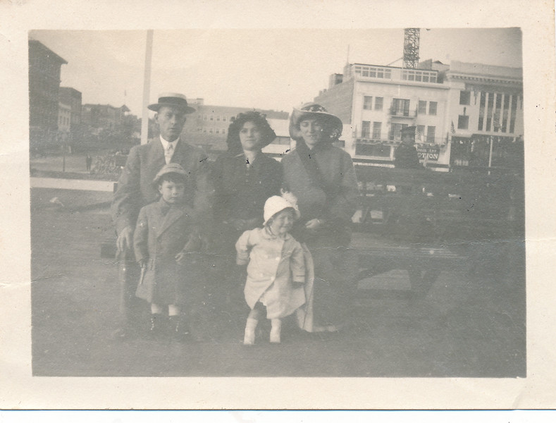Mike Raphael - Margies father.his father was Charles Mayer Raphael.