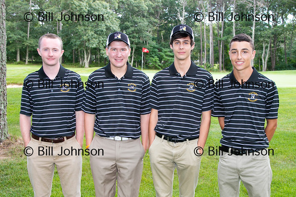 B V Golf Team and Roster Photos 2015-16