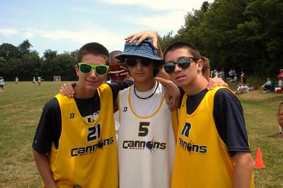 U15 Cannons at Rockfish Tournament