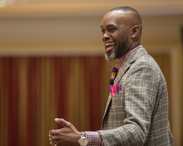 5-Membership Luncheon with Derreck Kayongo