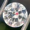 2.77ct Transitional Cut Diamond GIA K VS1 4