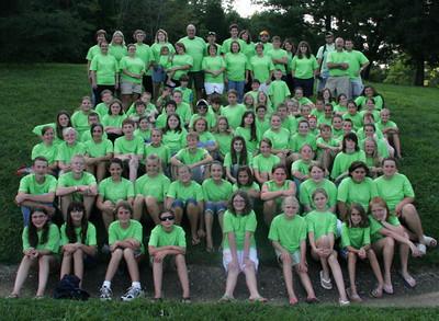 2009 Jr High Camp