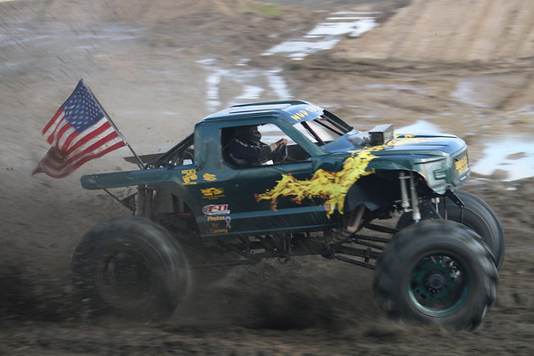 Trucks Gone Wild Fall Classic 2018 at the Redneck Mud Park