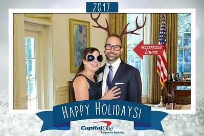 Capital One Corporate Banking Holiday Party 2017