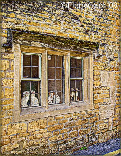 Lovely Window, Bourton