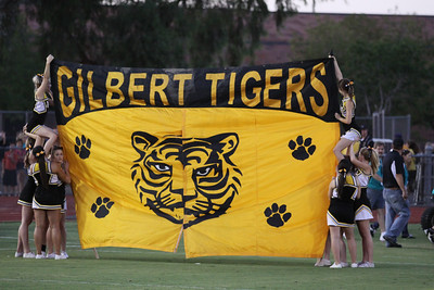 2012 Gilbert vs Highland Football