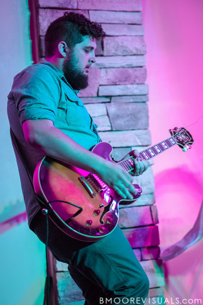 Zach Glotfelty of Bellarive performs on April 15, 2012 at First United Methodist Church in Dunedin, Florida