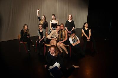 Musicalgroep tieners - 'Audrey op de planken' 25 en 26 apr 2015