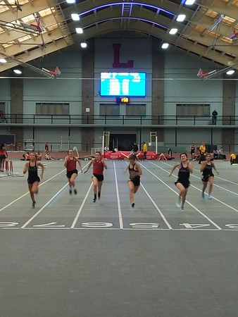 Indoor Track Lville Quad Meet