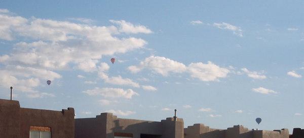 Balloon Fiesta, 2004