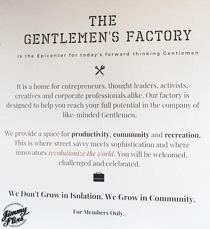 GENTLEMEN'S FACTORY