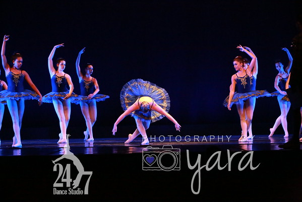 24/7 Recital 2016: Individual Dances