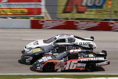 ARCA Racing Series, Toledo Speedway, Toledo, OH, May 19, 2012