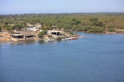 Puerto Chiapas Mexico Feb 24