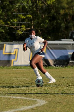 East Bladen 21 West Columbus girl soccer