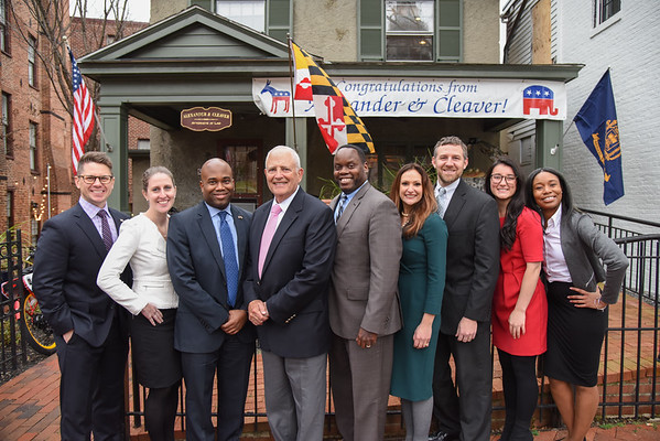 Alexander & Cleaver Legislative Reception 1-9-19