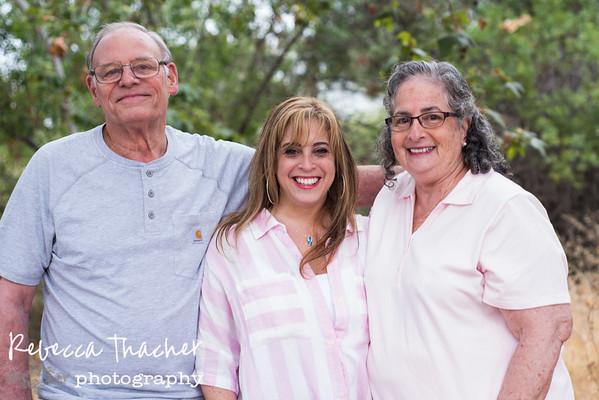 Gonzalez Extended Family