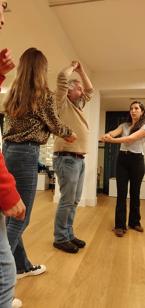 2018 11 Improv Workshop Erasmus EUC