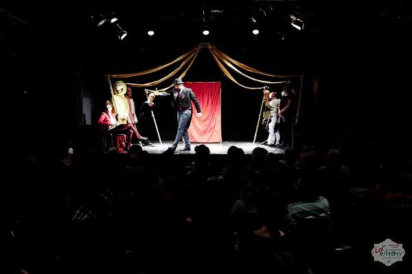 Lo Show - TeatroLoSpazio - 29 Gennaio 2017