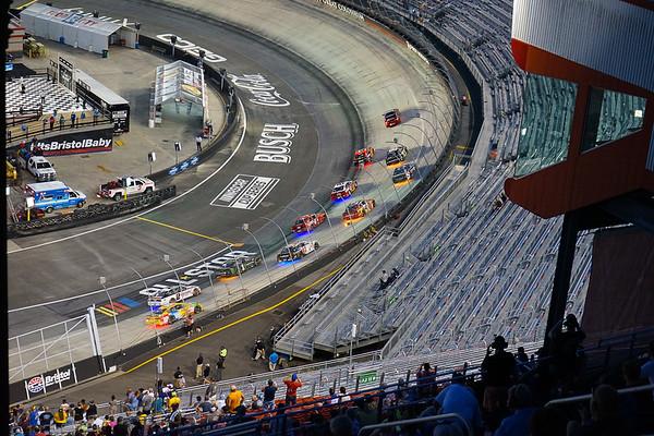 Under-The-Lights - 2020 NASCAR ALL-STAR Race at Bristol Motor Speedway