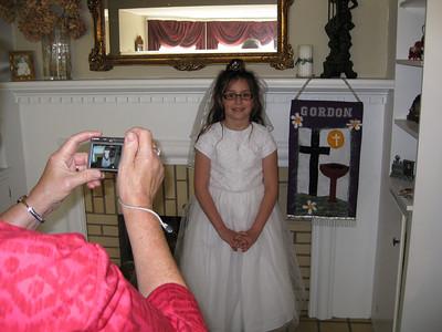 2009 Ellie's First Communion