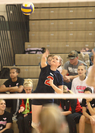 Molten Red Championship Volleyball