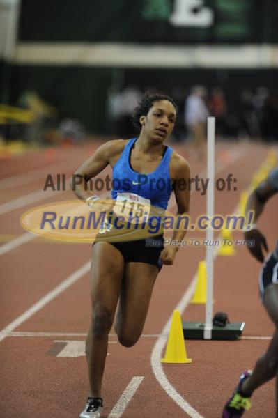 Girl's 400 - 2012 MITS Finals