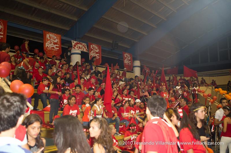 ESCJ Comparsas - Cuarto Año 2010