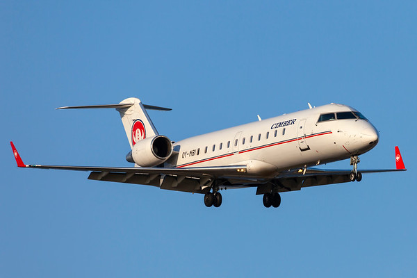 OY-MBI - Bombardier CRJ-200