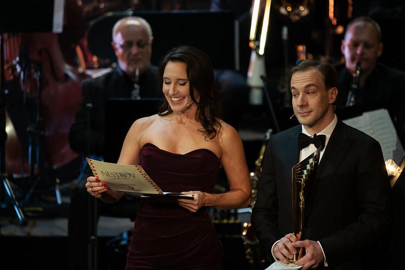 Nestroy Gala 2019 im Theater an der Wien