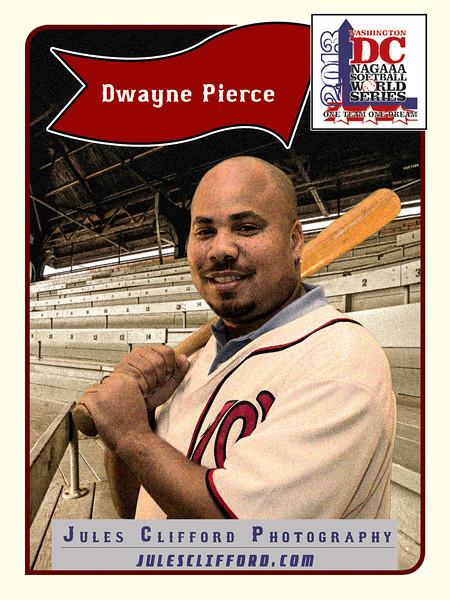 NAGAA Baseball Cards