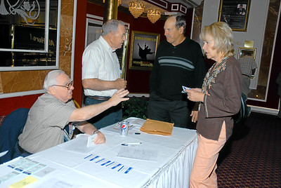 """Retirees Luncheon Features """"Hot Mikado"""" Sept. 15 2010"""