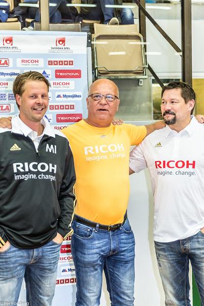 2014-09-21 Ricoh HK vs Alingsås HK