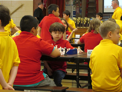 Yellow Springs North Frederick Elementary Schools Chess Tournament May 15, 2013