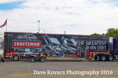 NES Speedway - WoO Jersey Outlaw Showdown  5-24-16