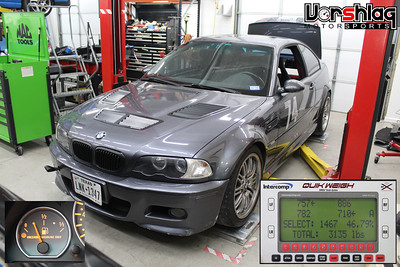 Jason Ramsay 2003 BMW E46 M3