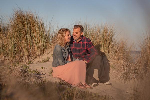 Rachel and Adam, Engagement