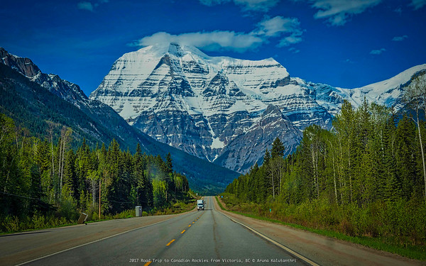 2017 Canadian Rockies