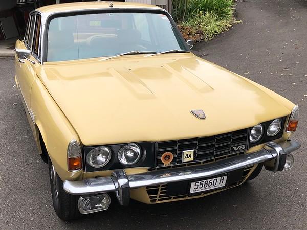 1972 Rover 3500 Rupert