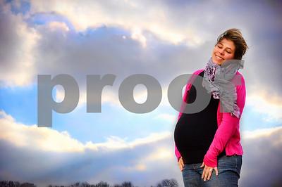 Liesha Thomas Maternity Session