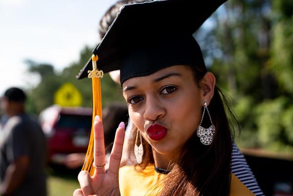 Niyah's Graduation