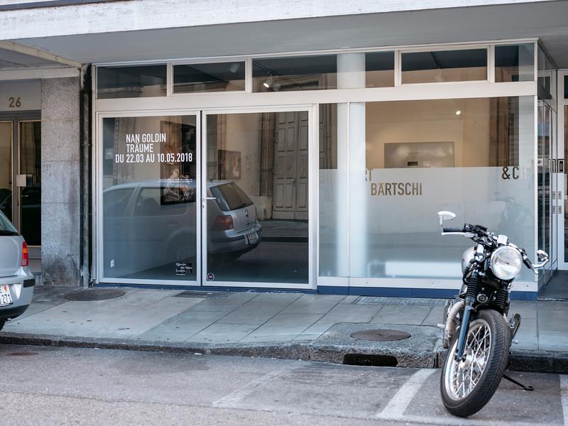 Art Bärtschi & Cie, art gallery in Geneva